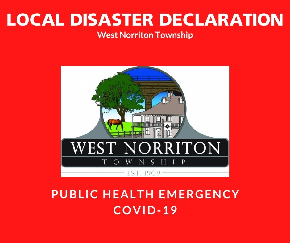 Local Disaster Declaration COVID-19