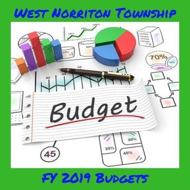 West Norriton Township Budget