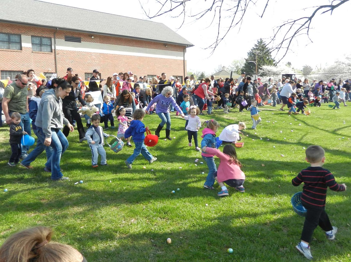 Easter Egg Hunt 140419 3